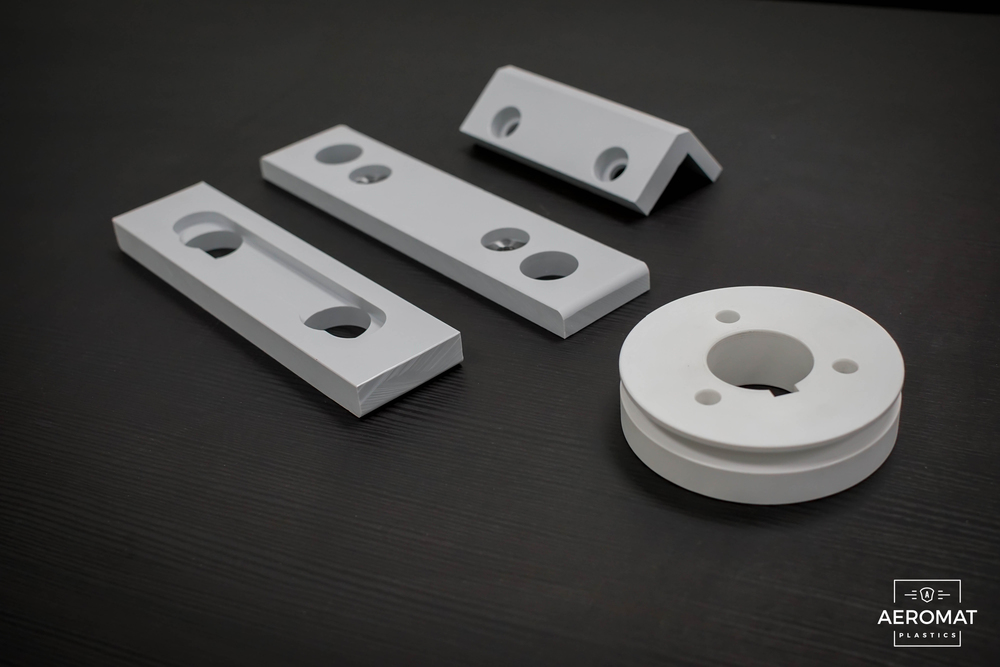 PET Machined Parts - 2