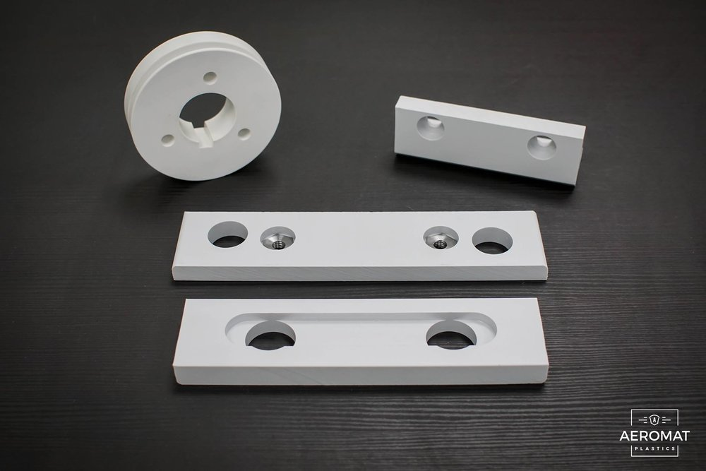 Machined PET Parts