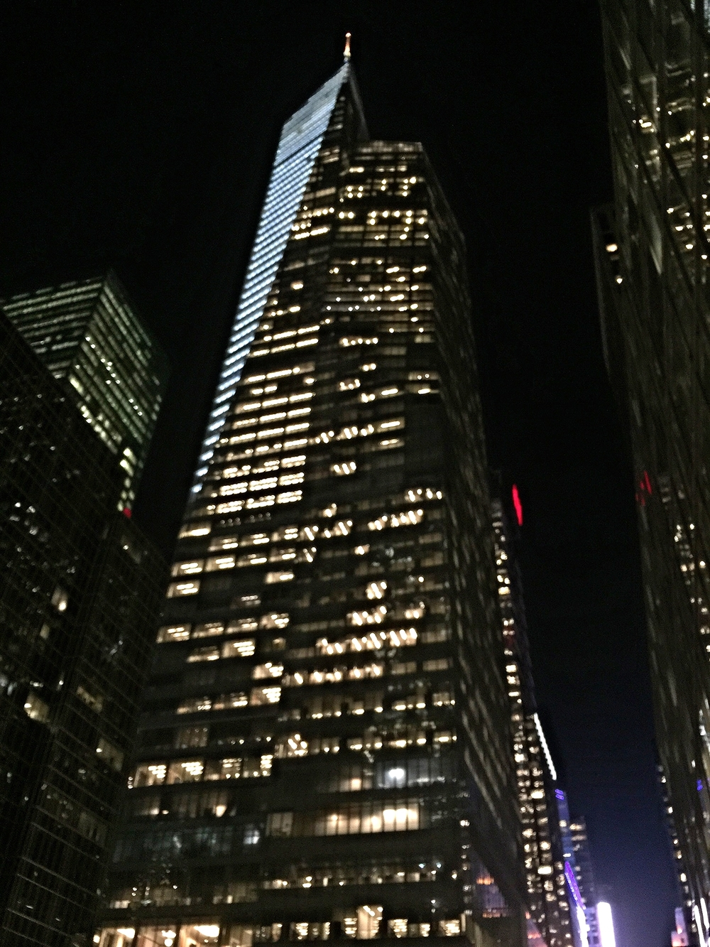 Ernst and Young Building, NYC