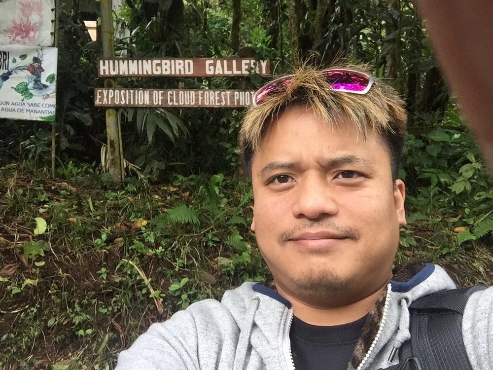 Hummingbird Gallery (Monteverde National Reserve, Costa Rica)