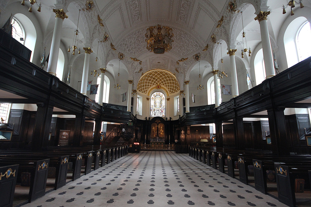 St. Clement Danes Church