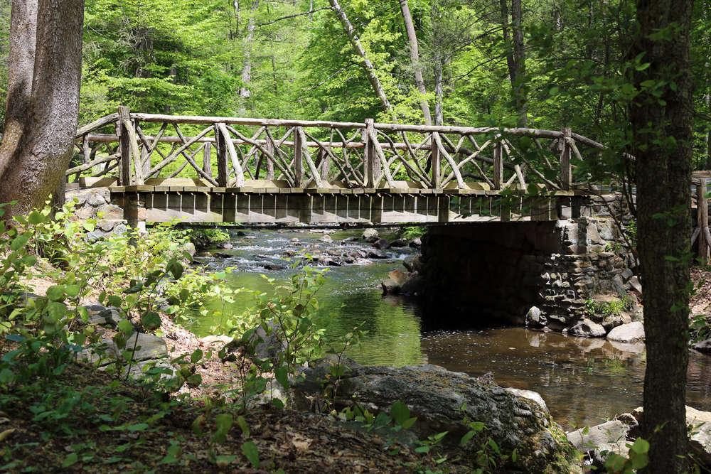 The Headless Horseman Bridge
