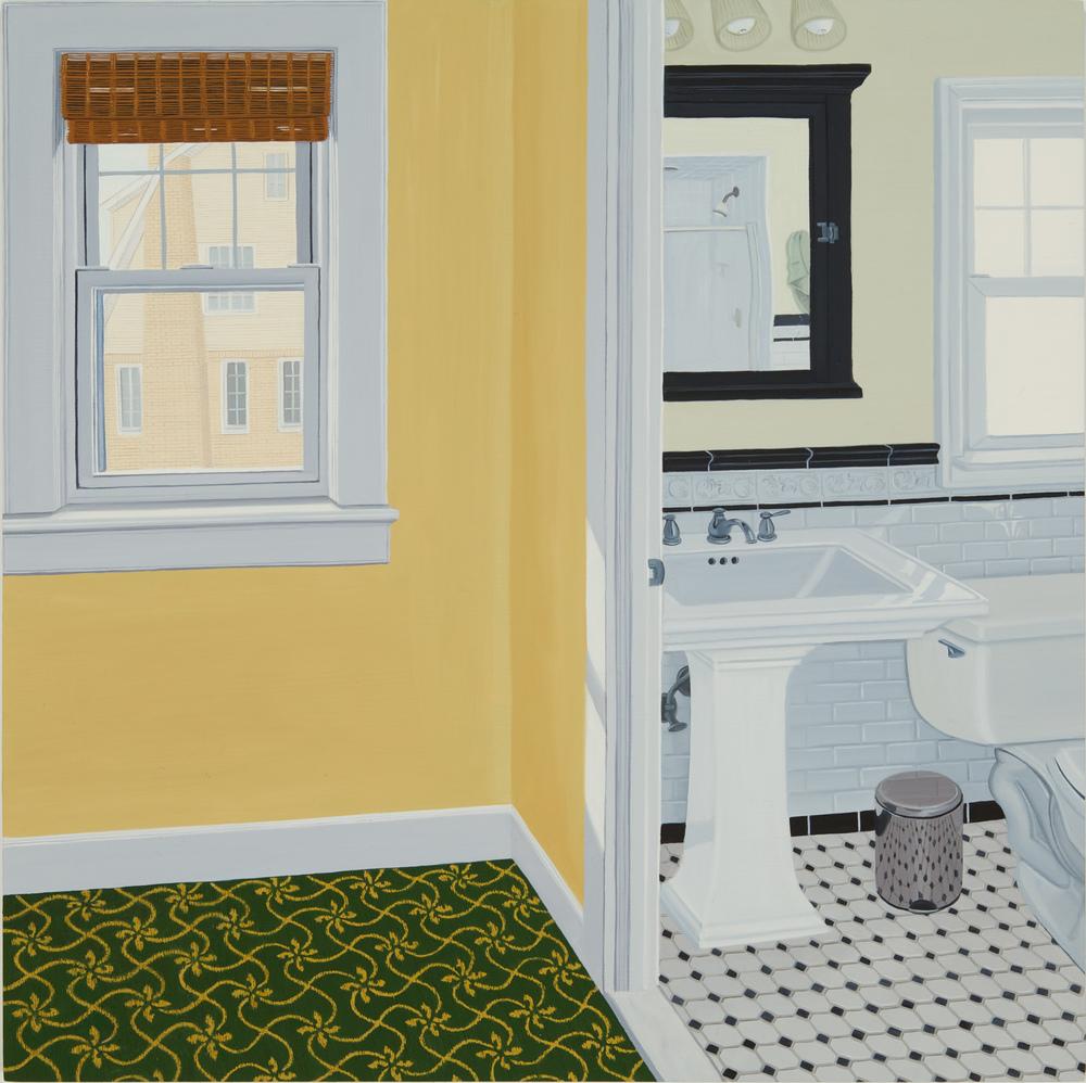 Hallway/Bathroom