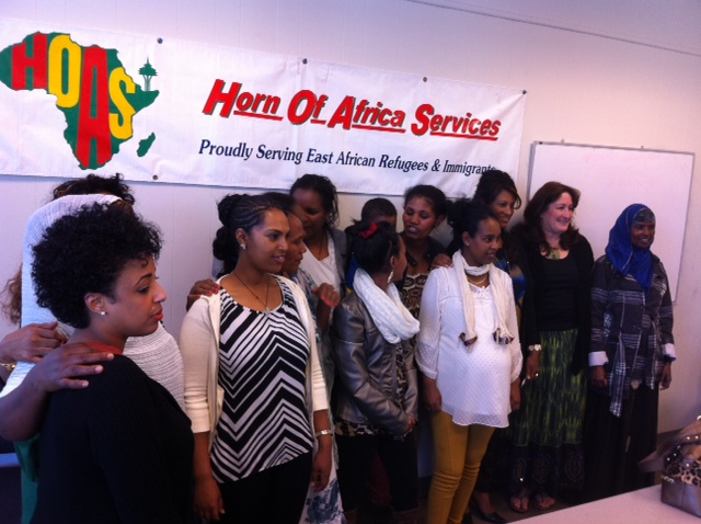 4th group of east african home childcare training graduation