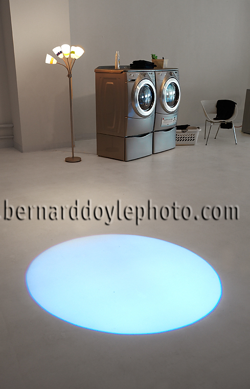 A wonderfully executed event by Peppercom for Maytag and Whirlpool.  Maytag's 'circle' motif reflects their design, was mimicked in the lighting, along with photographer supplied lighting.  Even inspired the hors d'oeuvres by The Good Knife!    ©2011   www.bernarddoylephoto.com