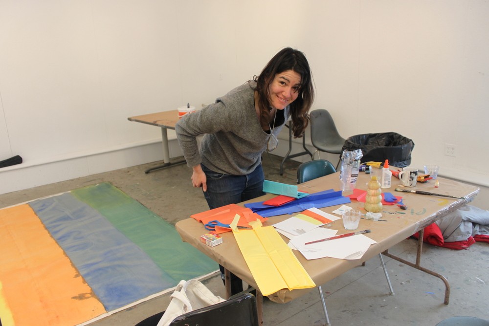 Resident Artist and Faculty Molly Zuckerman-Hartung.JPG