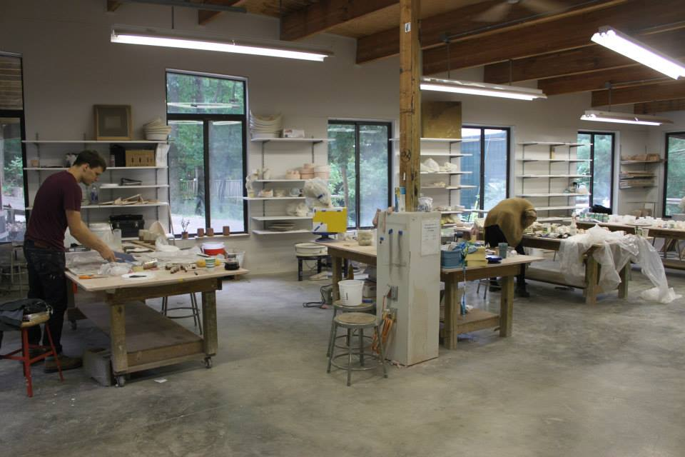 The Krehbiel Ceramics Studio