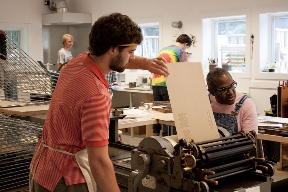 Ox-Bow School of Art and Artists' Residency    Learn More