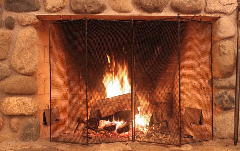 Join us around the fireplace in 2017 for Ox-Bow's newest community program!