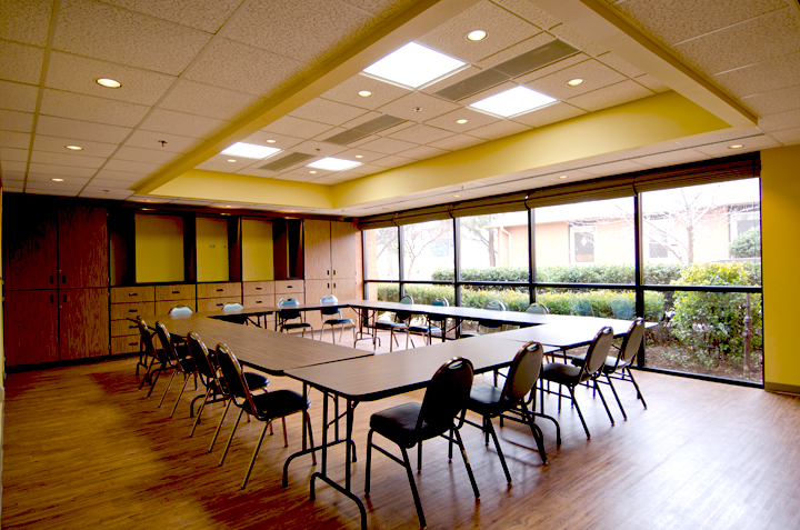 meeting space, center for nonprofits, st. mary's,