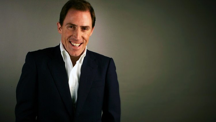 Rob Brydon, who appeared as a very special guest at the 2017 Hoseasons Conference