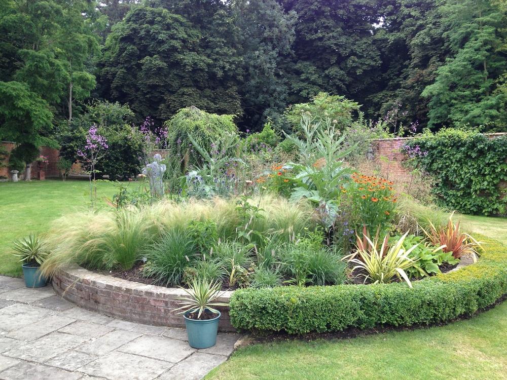 Colin & Martin's garden.JPG