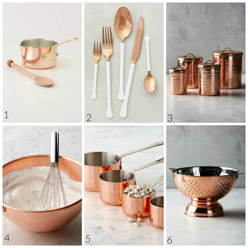karen barlow copper kitchen accessories copper kitchen