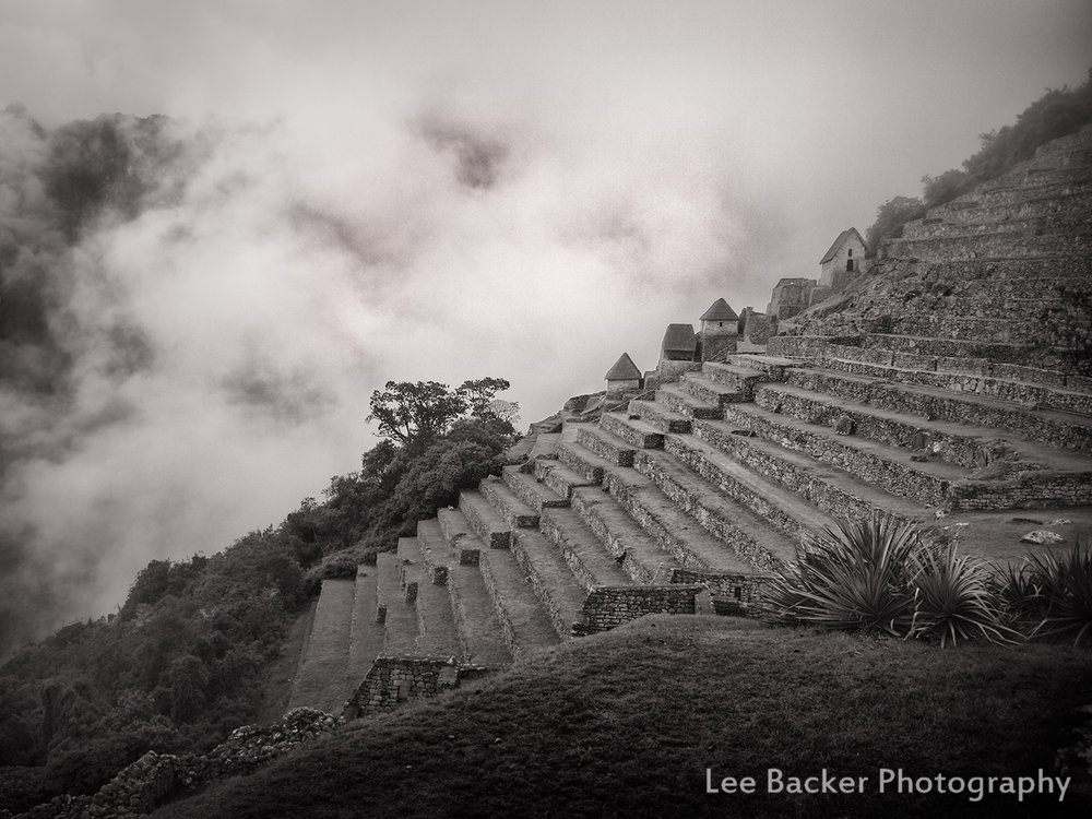 Terraces, Machu Picchu