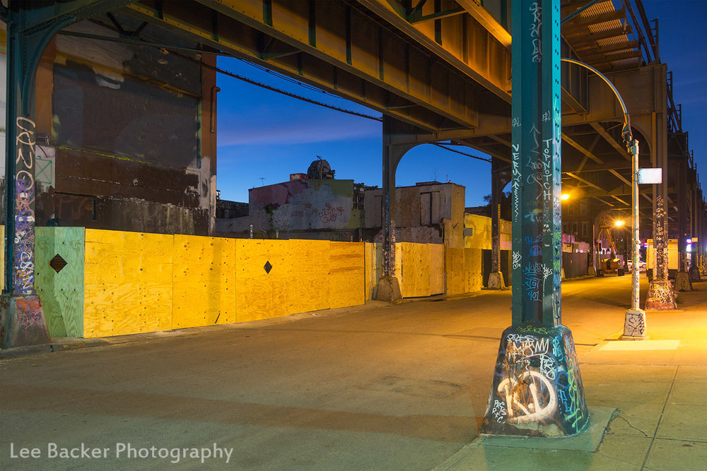 Davis Street, Long Island City, Queens