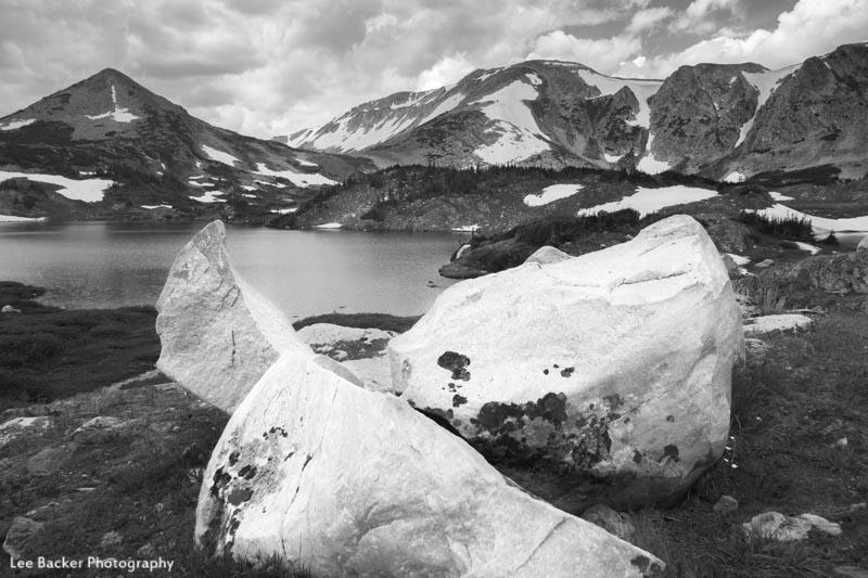 White Rocks, Medicine Bow National Forest