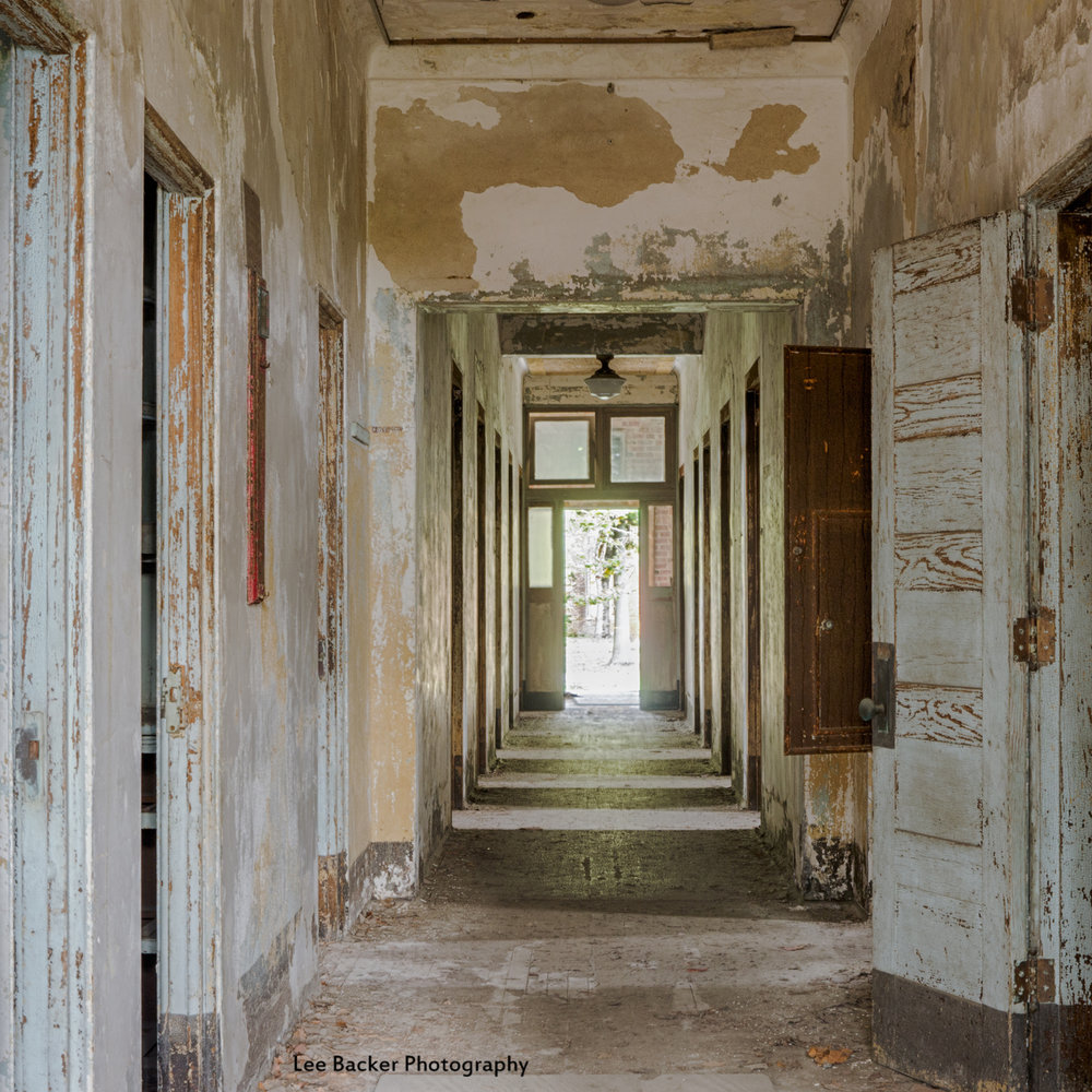 Corridor to Wards
