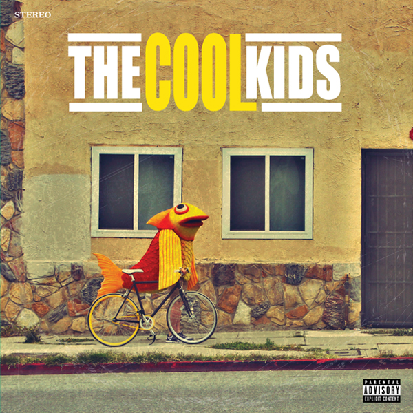 The Cool KIds   When Fish Ride Bicycles LP