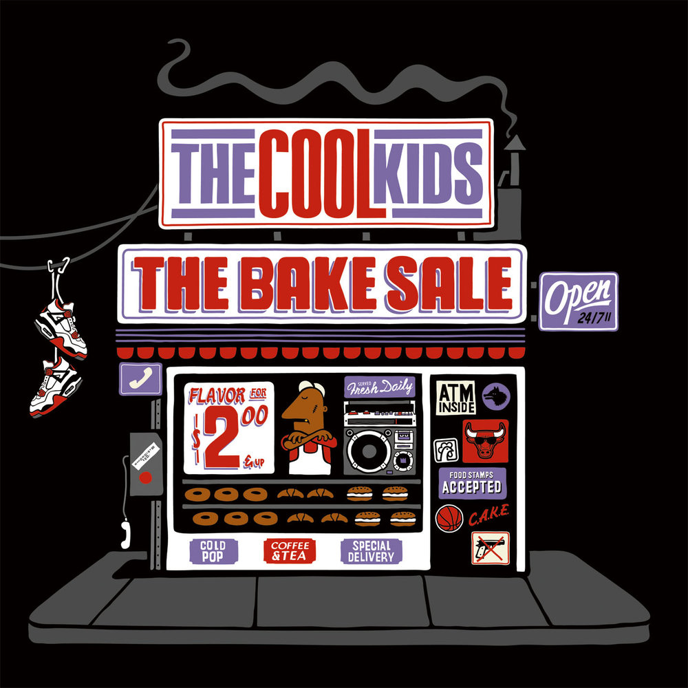 The Cool Kids   The Bake Sale LP