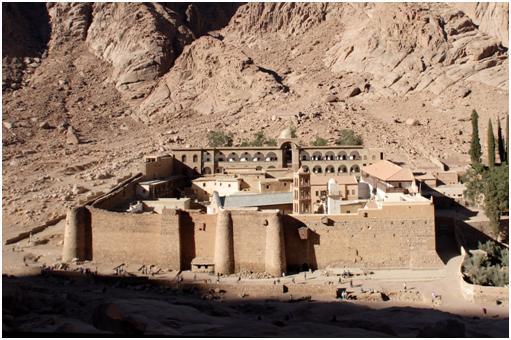 Priestmonk Justin of Sinai