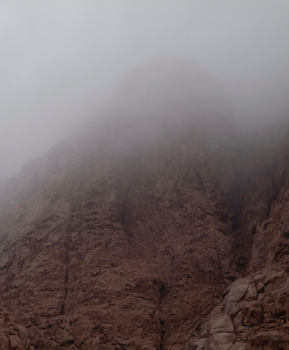 The Holy Summit of Mount Sinai