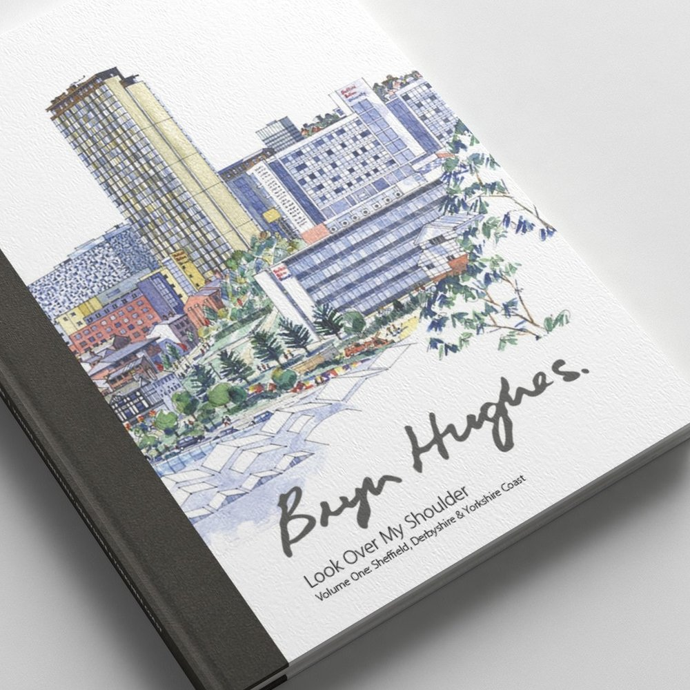 A limited edition book:hand number & signed by the artist. - Price To be Confirmed (+P&P)Estimated shipping October 2018