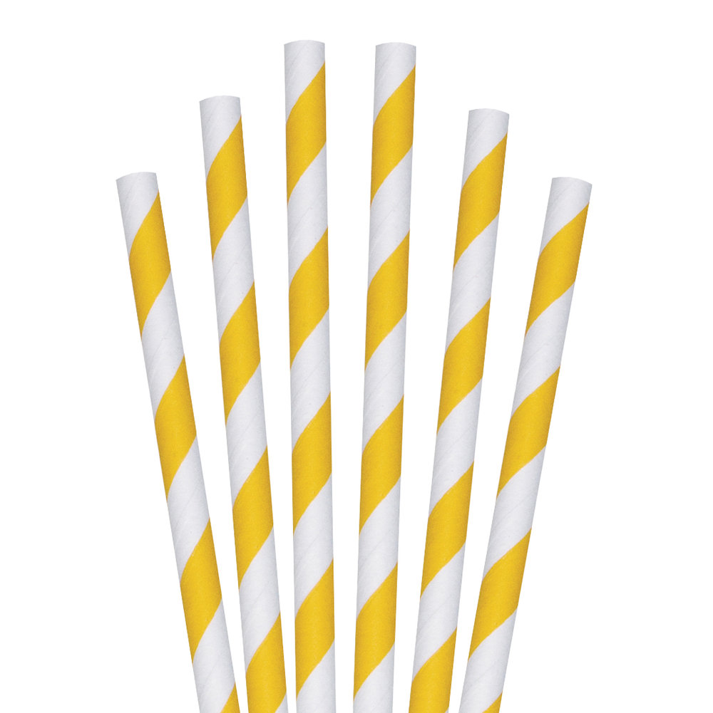 Jumbo Paper Straws — Aardvark® Straws - Made in the USA