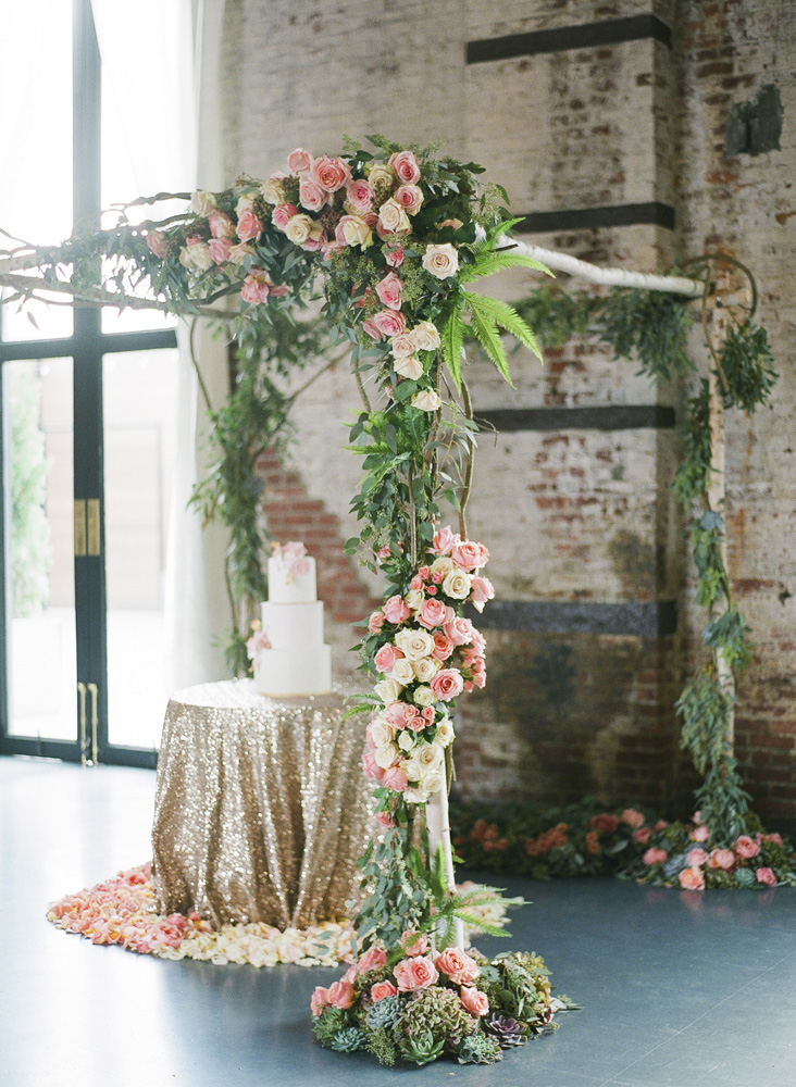 Floral Filled Inspiration at the Green Building