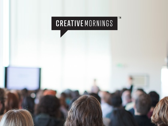 Creative Mornings  comes to 501 Union on July 24.