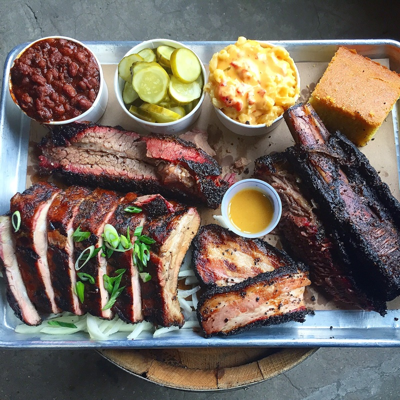 Photo courtesy of Hometown BBQ
