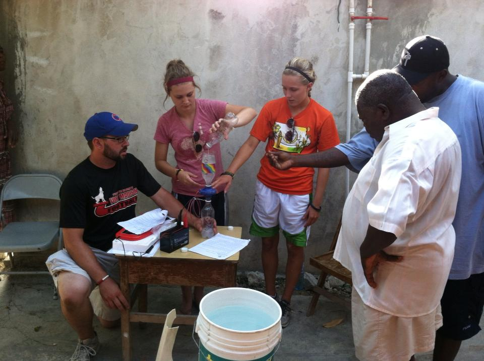 The 12:1 Run has provided clean drinking water to over  1 million people     Why we run