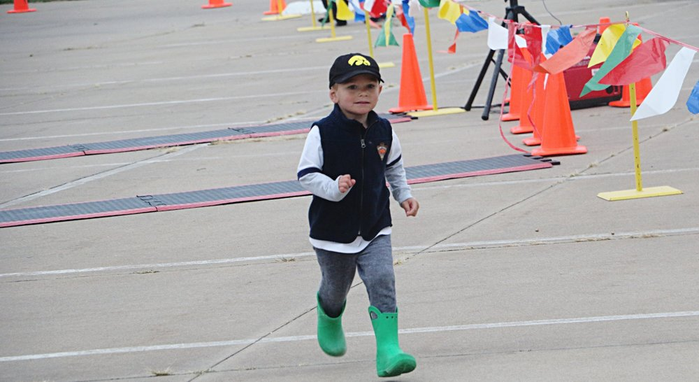Kids Races    Friday, October 5