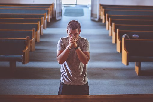 congregant praying.jpg