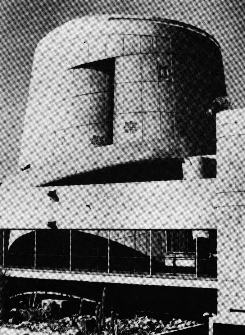 fuckyeahbrutalism :     United Nations Building, Santiago, Chile, 1960-66   (Emilio Duhart)