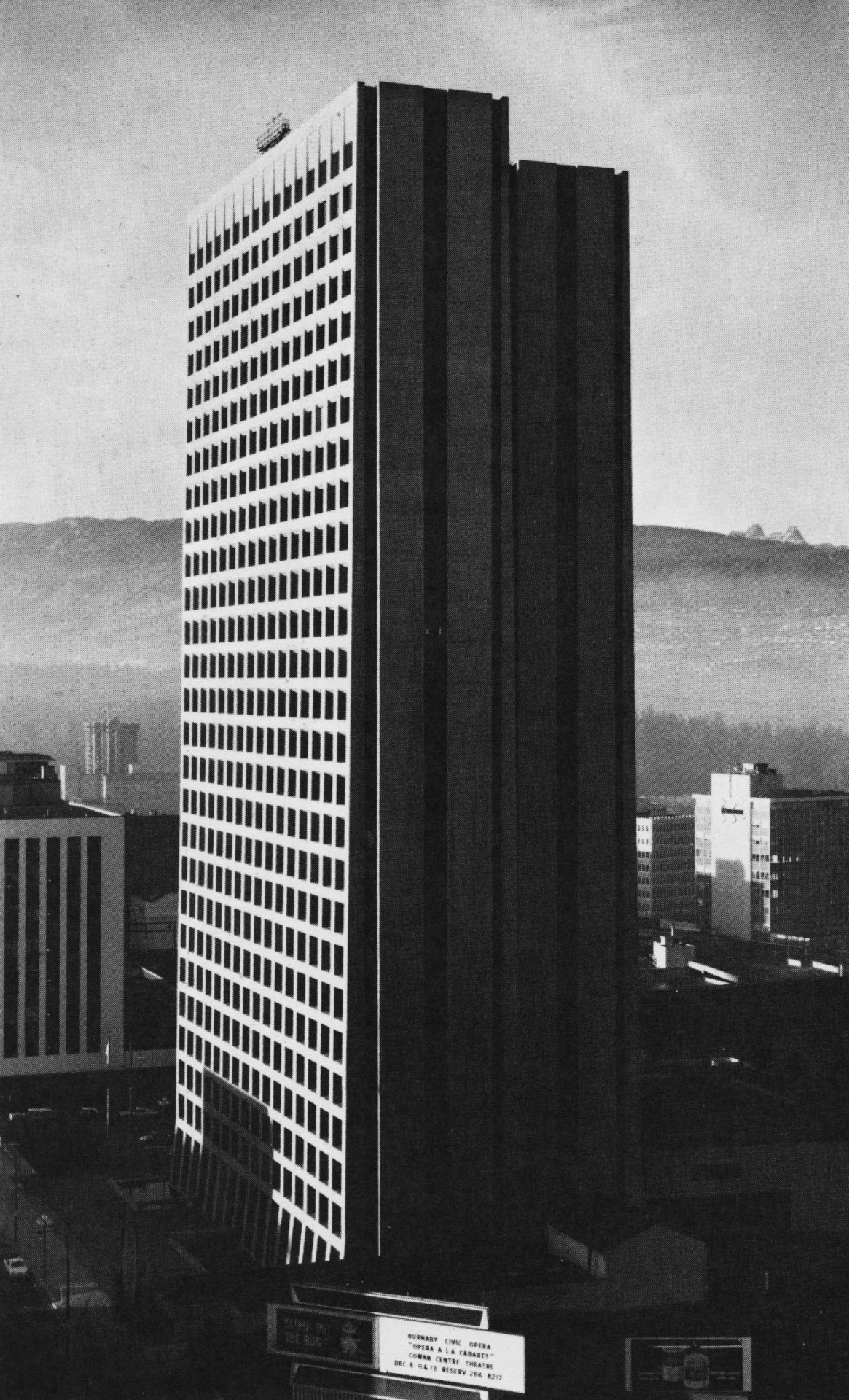 fuckyeahbrutalism :     MacMillan-Bloedel Building, Vancouver, British Columbia, Canada, 1968-69   (Erickson-Massey Architects)