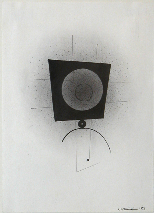 thirdorgan :      Leon Arthur Tutundjian  / Untitled 1927
