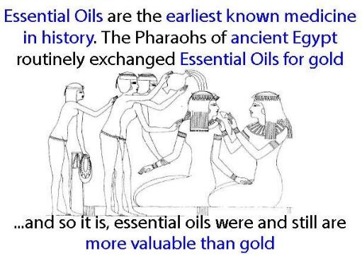 essential oils remedy