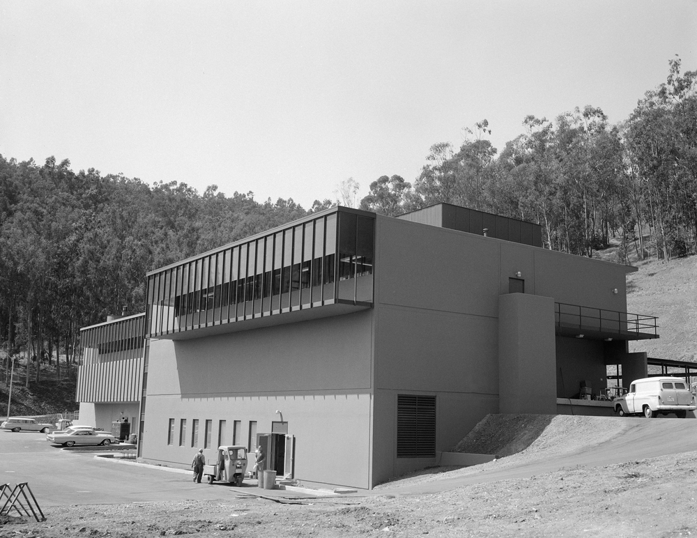 Branagh Construction - Animal Bioradiological Laboratory Building #7