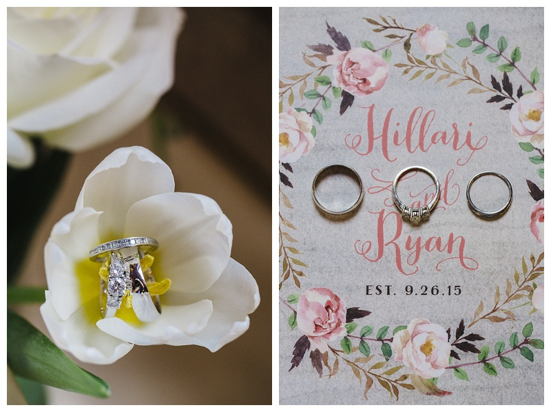 macro rings - san antonio wedding photographer