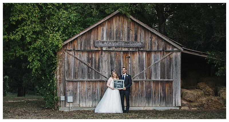Barn Couple - san antonio wedding photography