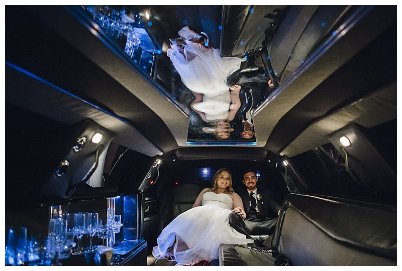 Limo - San Antonio Wedding Photography