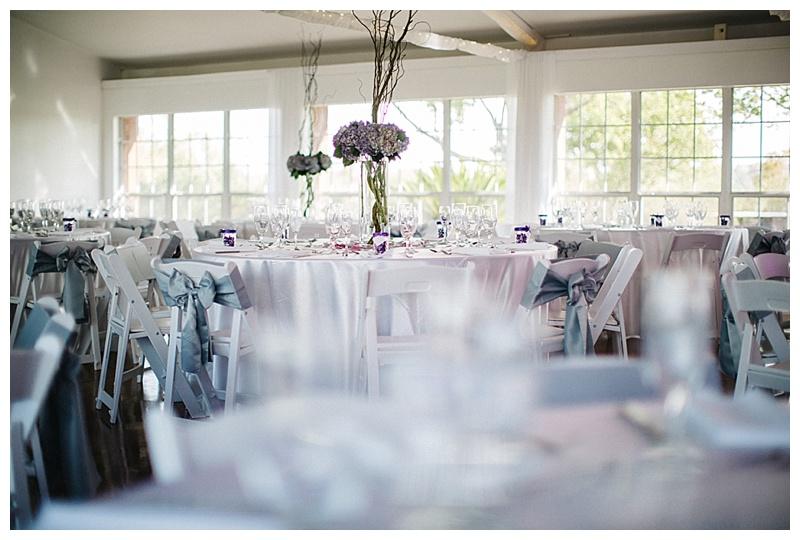 table set up - san antonio wedding
