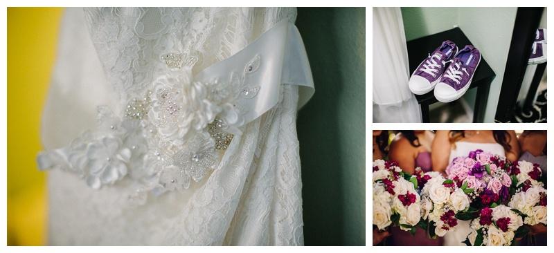 Bride Gown - San Antonio Wedding