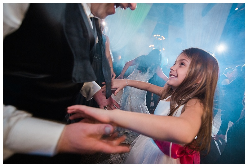 daddy daughter dance - san antonio wedding
