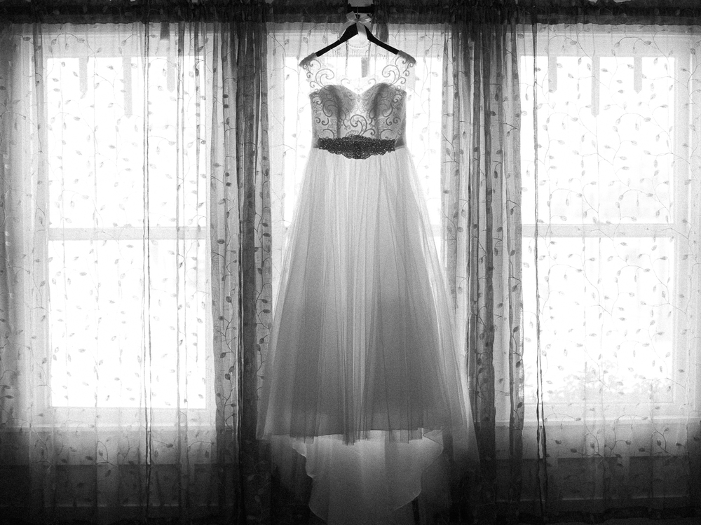 Wedding Dress - Hill Country Wedding
