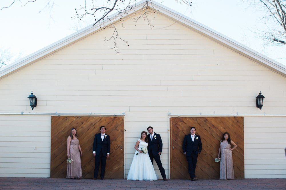Bridal Party - Spinellis