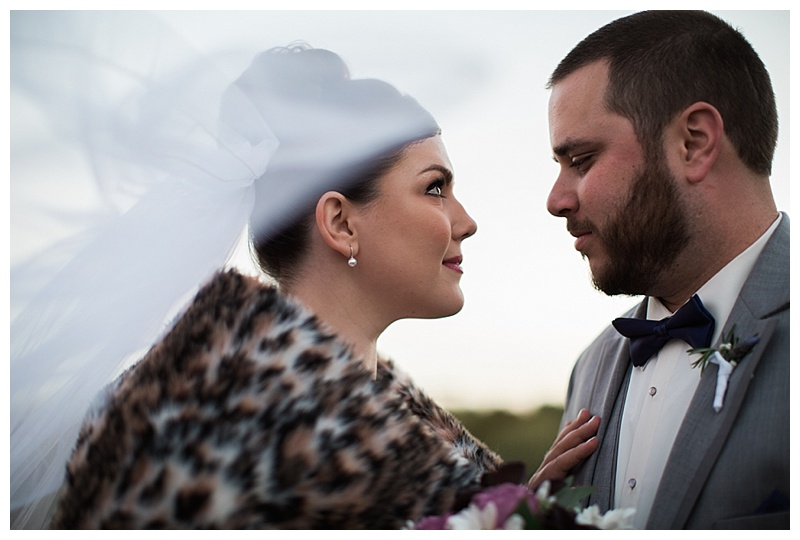 Romantic Couple - San ANtonio Wedding