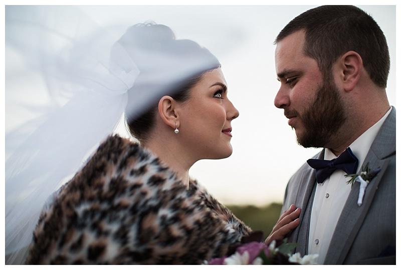 Romantic Couple - San ANtonio Wedding