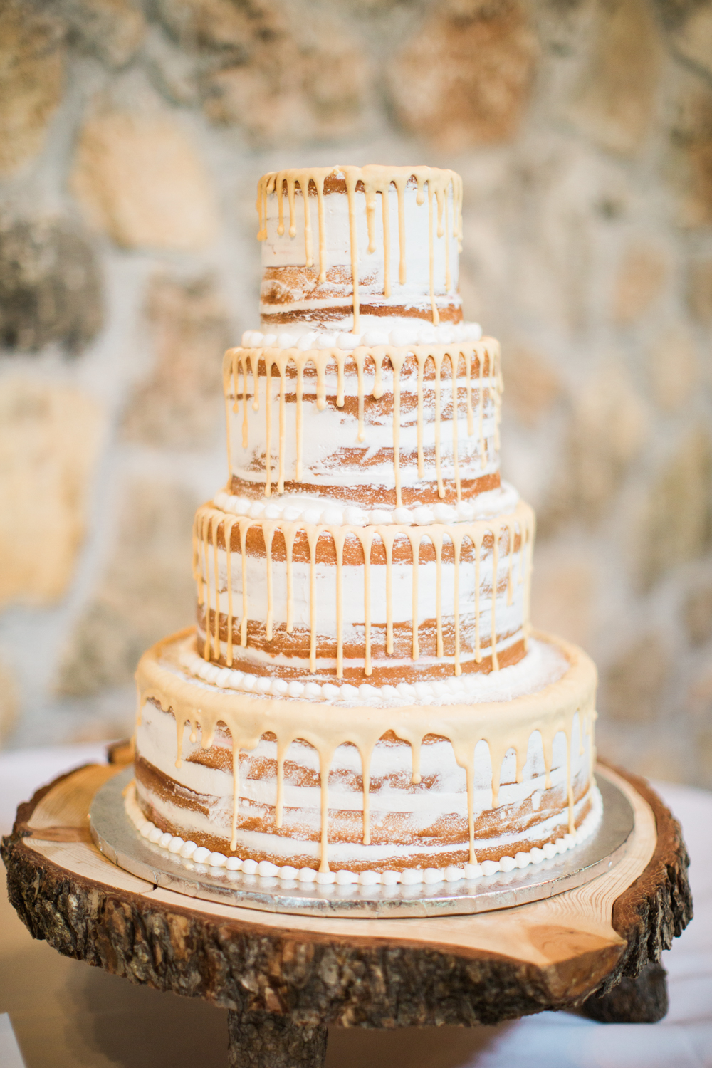 wedding cake - club at sonterra