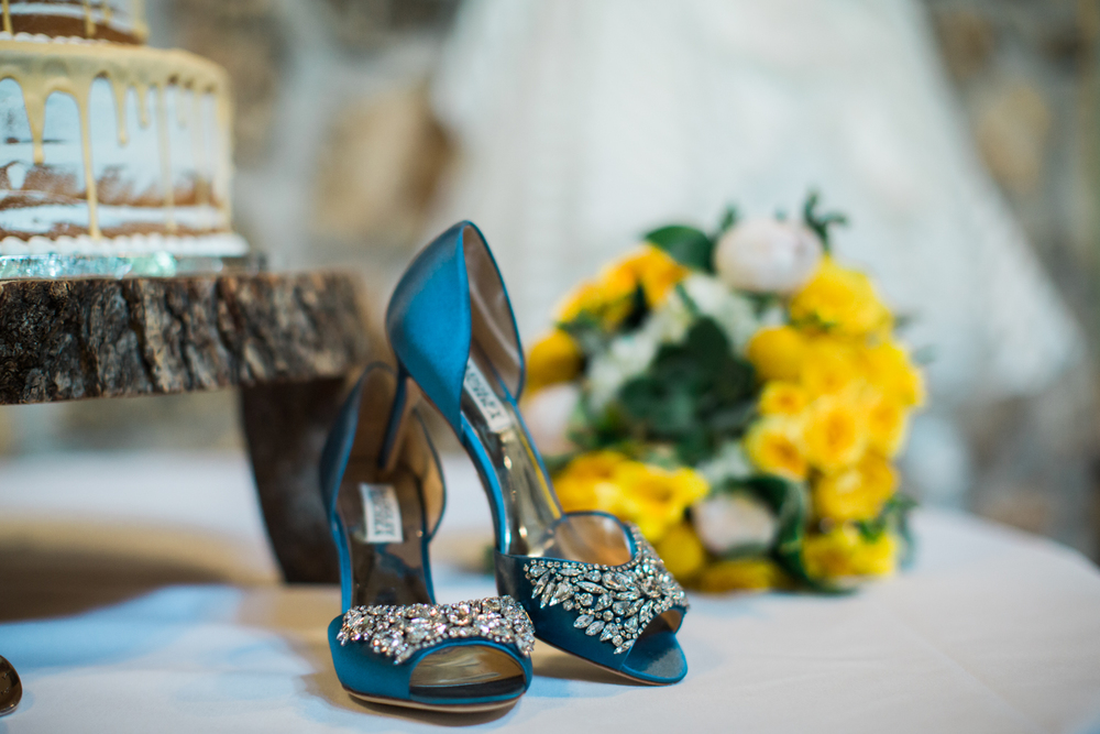 Wedding Shoes - Sonterra Club